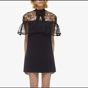 Self portrait black dress
